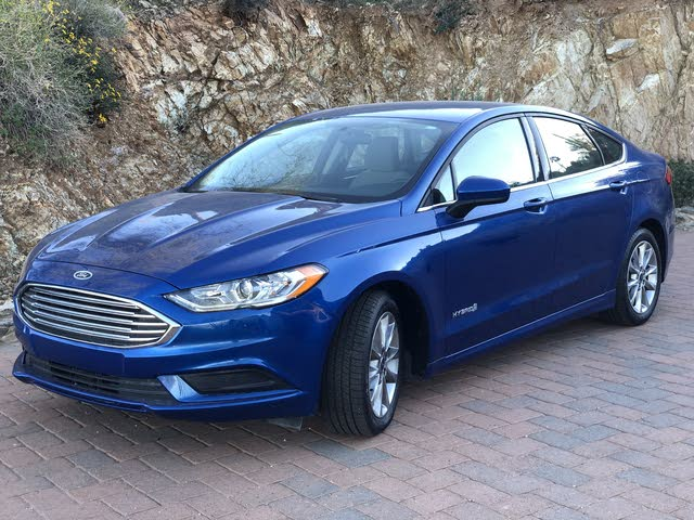Picture of 2017 Ford Fusion Hybrid S FWD