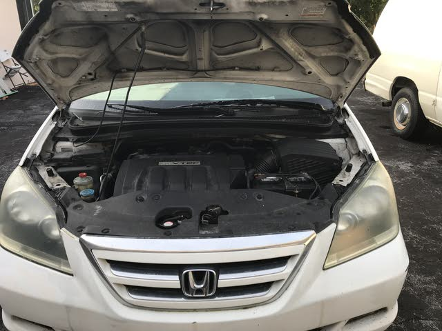 Picture of 2006 Honda Odyssey LX FWD, engine, gallery_worthy