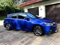 Picture of 2015 Lexus CT Hybrid 200h F Sport FWD, exterior, gallery_worthy