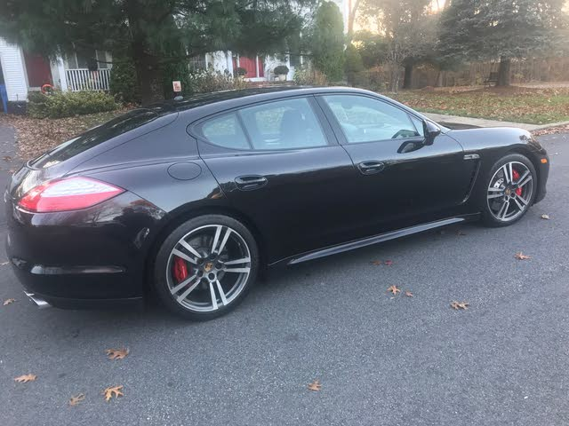 Picture of 2013 Porsche Panamera Turbo S, exterior, gallery_worthy