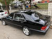 Picture of 1993 Mercedes-Benz 600-Class 4 Dr 600SEL Sedan, exterior, gallery_worthy