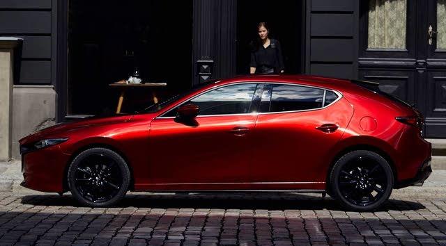 2019 Mazda MAZDA3, Pre-production version, exterior, manufacturer, gallery_worthy