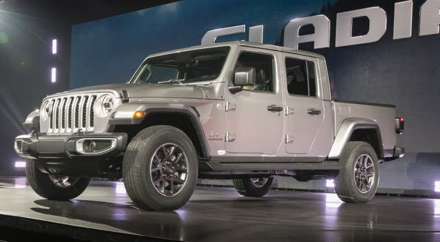 2020 Jeep Gladiator, exterior, manufacturer, gallery_worthy