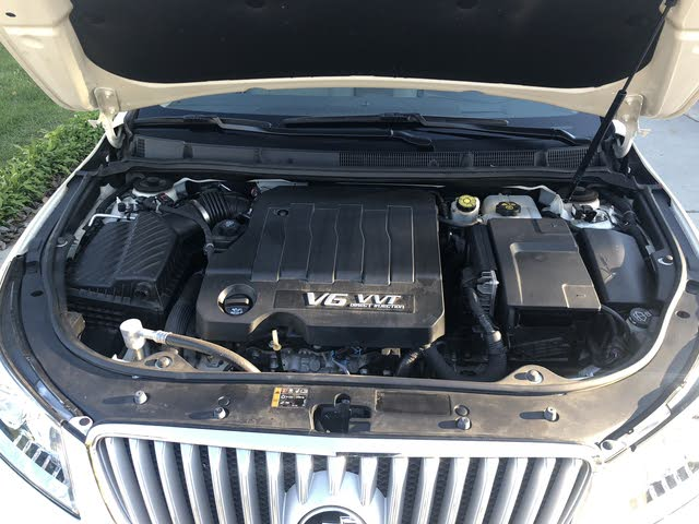 Picture of 2012 Buick LaCrosse Leather AWD, engine, gallery_worthy