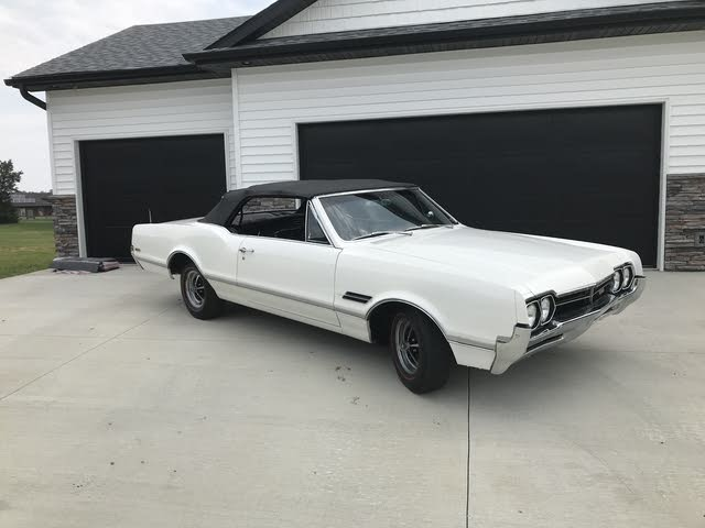 Picture of 1966 Oldsmobile 442
