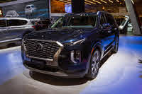 2020 Hyundai Palisade, Taken at its LA Auto Show debut, exterior, gallery_worthy