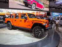 2020 Jeep Gladiator Picture Gallery