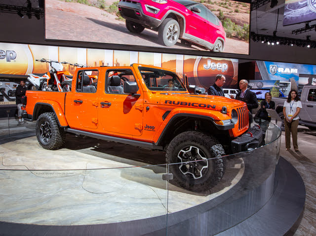 2020 Jeep Gladiator - Overview - CarGurus