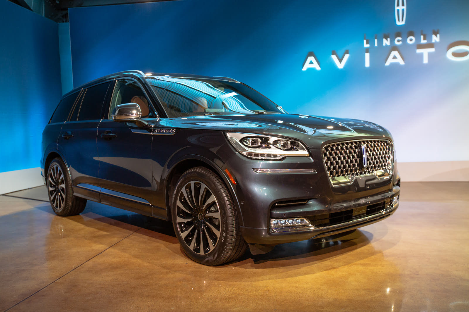 2020 Lincoln Aviator Overview Cargurus