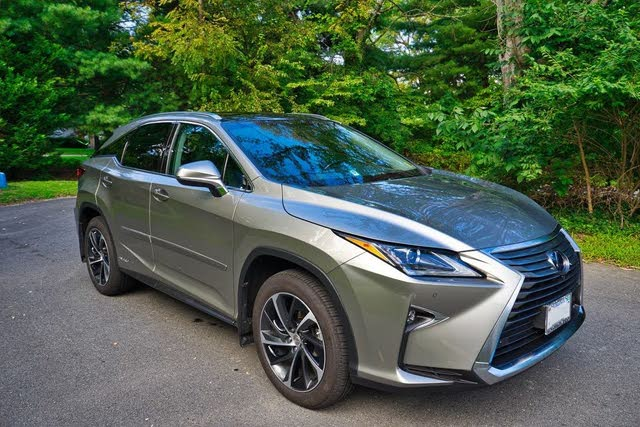 Picture of 2017 Lexus RX Hybrid 450h AWD