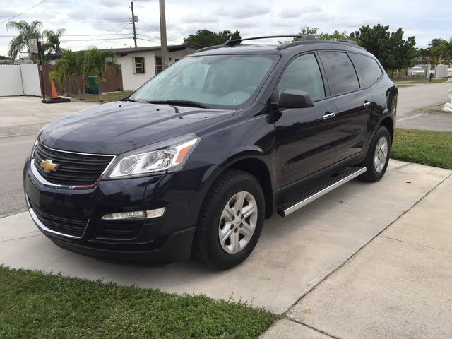 Picture of 2017 Chevrolet Traverse 1LT FWD