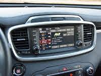 2019 Kia Sorento SX Limited V6 AWD, 2019 Kia Sorento SX Limited Radio Station Display, interior, gallery_worthy