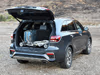 2019 Kia Sorento SX Limited V6 AWD, 2019 Kia Sorento SX Limited Cargo Area, interior, gallery_worthy