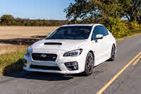 Picture of 2016 Subaru WRX STI Limited with Low Profile Spoiler, exterior, gallery_worthy