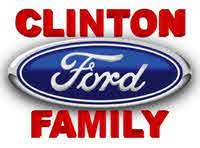 Clinton Family Ford of Rock Hill logo