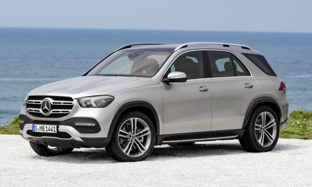 2020 Mercedes-Benz GLE-Class, 2020 Mercedes-Benz GLE Class, exterior, manufacturer, gallery_worthy