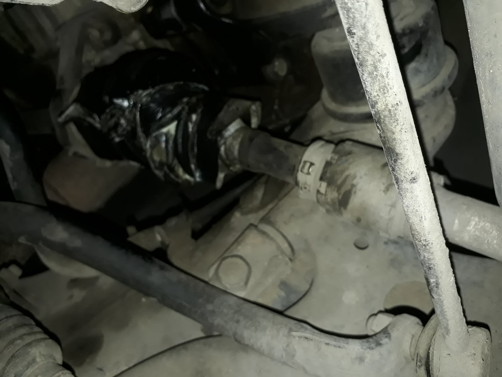 Toyota Camry Questions - Right CV AXLE SHAFT- 1998 Toyota Camry