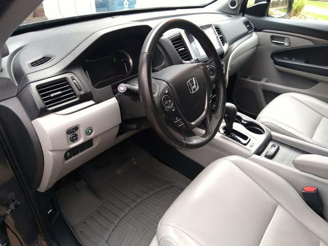 2016 Honda Pilot Interior Pictures Cargurus