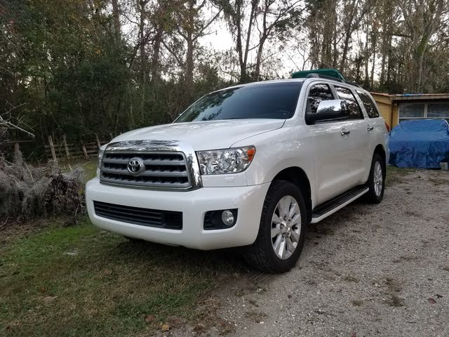 Picture of 2011 Toyota Sequoia Platinum