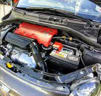 Picture of 2015 FIAT 500 Abarth, engine, gallery_worthy