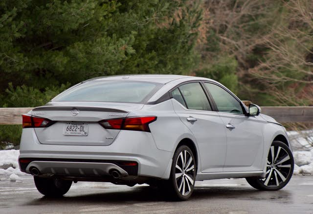 2019 Nissan Altima Overview Cargurus