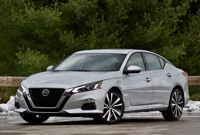 2019 nissan altima - pictures