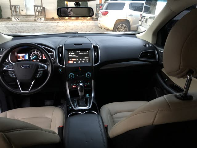 Picture of 2016 Ford Edge SEL, interior, gallery_worthy