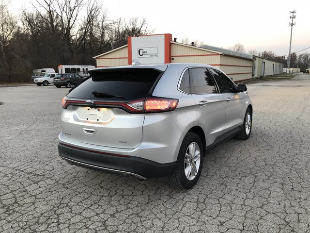 Picture of 2016 Ford Edge SEL, exterior, gallery_worthy
