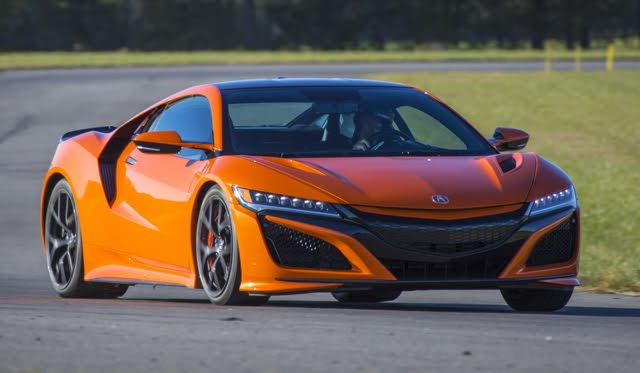 2019 Acura Nsx - Pictures