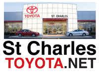 St Charles Toyota logo