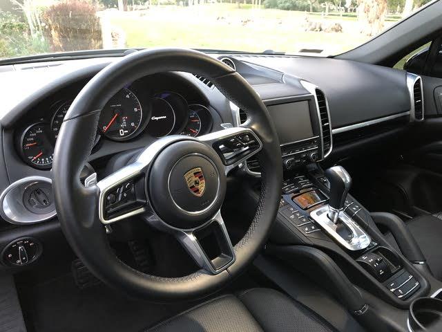 Picture of 2016 Porsche Cayenne Diesel AWD, interior, gallery_worthy
