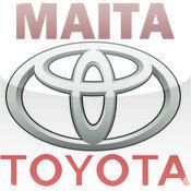 Maita Toyota of Sacramento logo