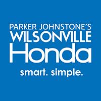 Parker Johnstone's Wilsonville Honda logo
