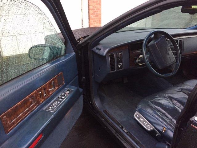 Picture of 1993 Cadillac Fleetwood Sedan RWD, interior, gallery_worthy