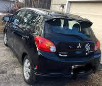 Picture of 2014 Mitsubishi Mirage ES, exterior, gallery_worthy