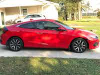 Picture of 2016 Honda Civic Coupe Touring, exterior, gallery_worthy