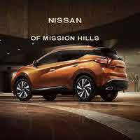 Nissan of Mission Hills logo