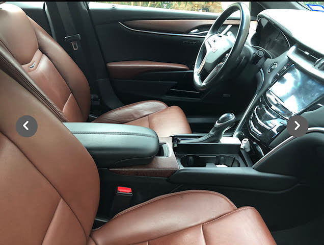 Picture of 2016 Cadillac XTS Luxury AWD, interior, gallery_worthy