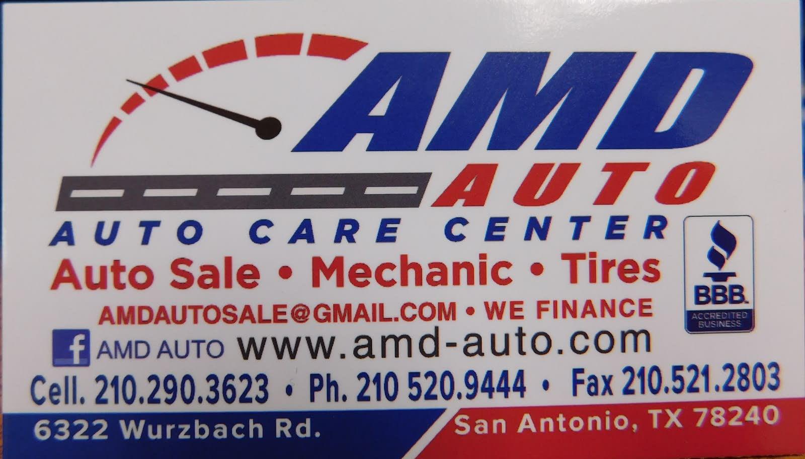 Amd Auto San Antonio Tx Read Consumer Reviews Browse