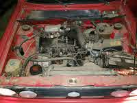 Picture of 1990 Volkswagen Cabriolet Base, engine, gallery_worthy
