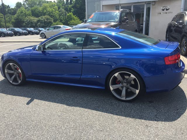 Picture of 2015 Audi RS 5 quattro Coupe AWD, exterior, gallery_worthy