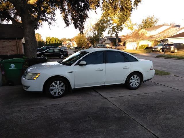 Picture of 2009 Ford Taurus SE, exterior, gallery_worthy
