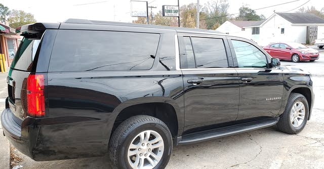 Picture of 2018 Chevrolet Suburban 1500 LT 4WD, exterior, gallery_worthy