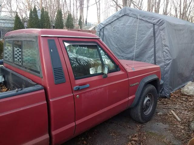 Picture of 1988 Jeep Comanche STD LB, exterior, gallery_worthy