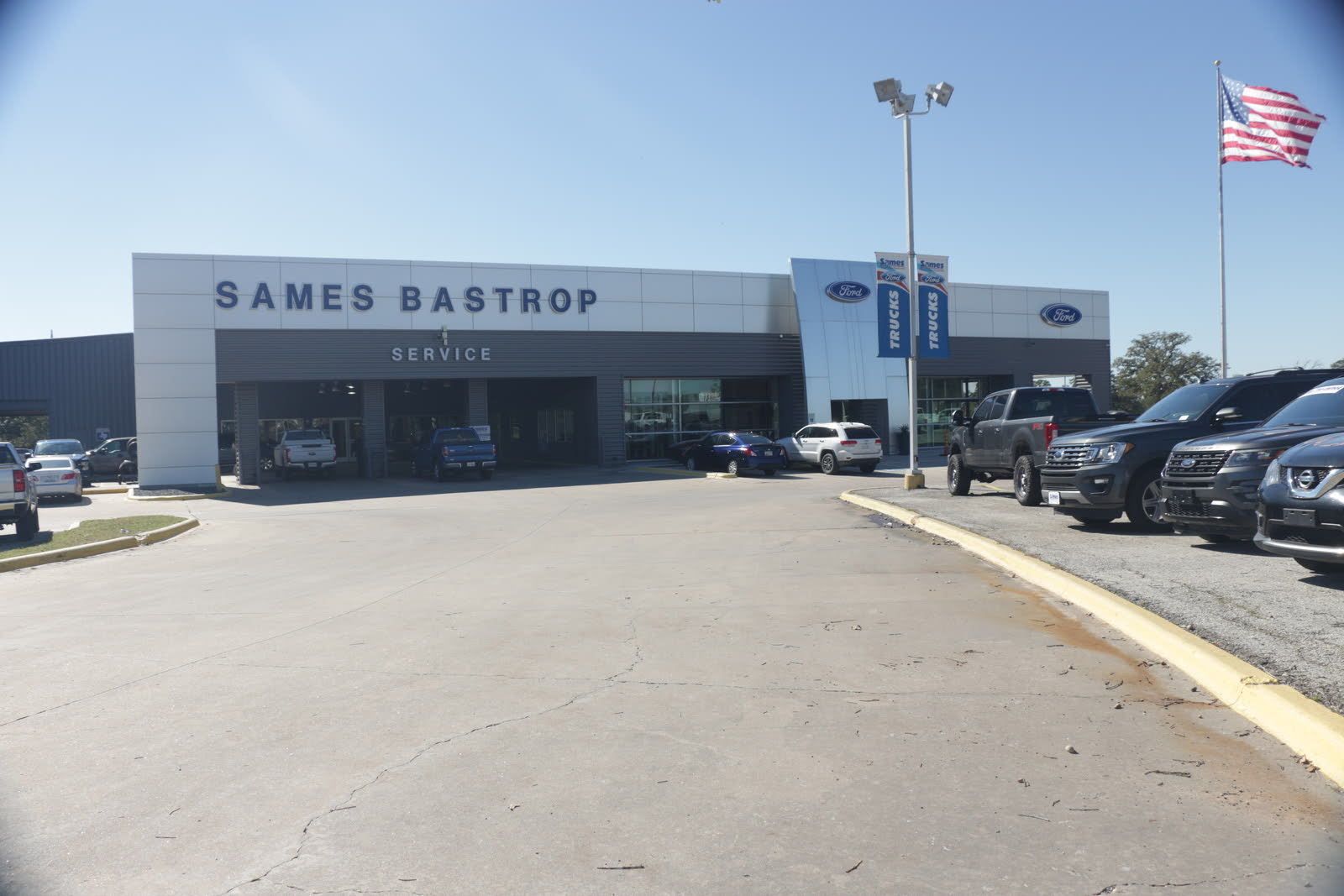 Sames Ford Bastrop >> Sames Bastrop Ford - Bastrop, TX: Read Consumer reviews, Browse Used and New Cars for Sale