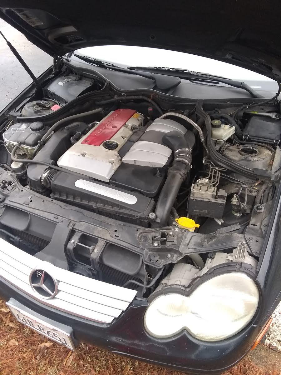 Mercedes Benz C Class Questions I Have A C230 2002 Kompressor And