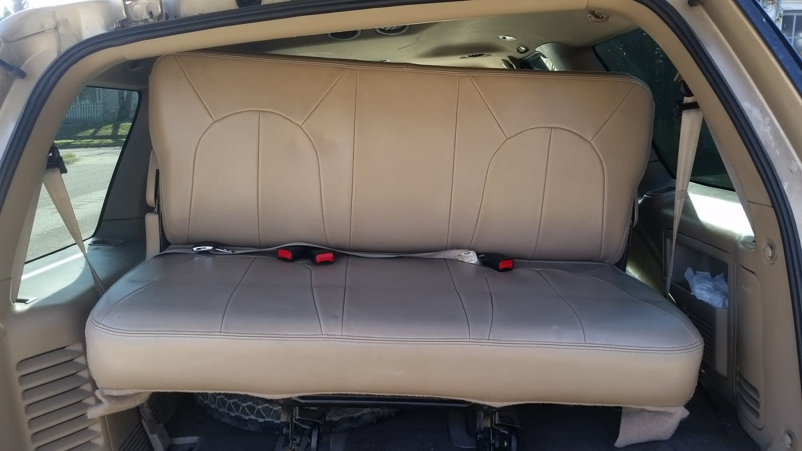 Ford Expedition Questions Where Can I Find A 3rd Row Seat For My