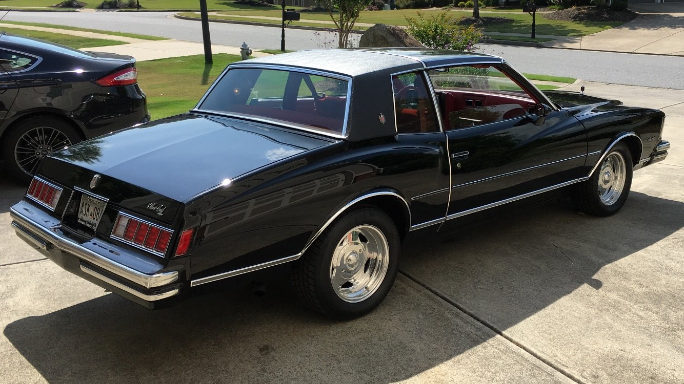 Chevrolet Monte Carlo Questions - How many 1978 Monte