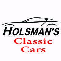 Holsman's Classic Cars logo