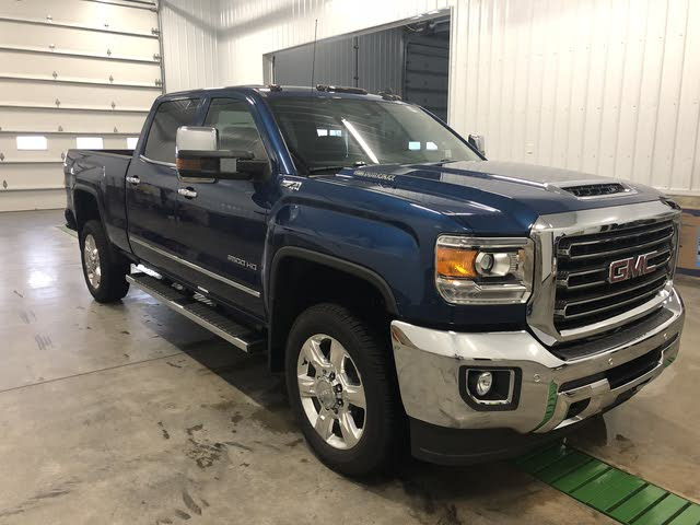 Picture of 2018 GMC Sierra 2500HD SLT Crew Cab SB 4WD